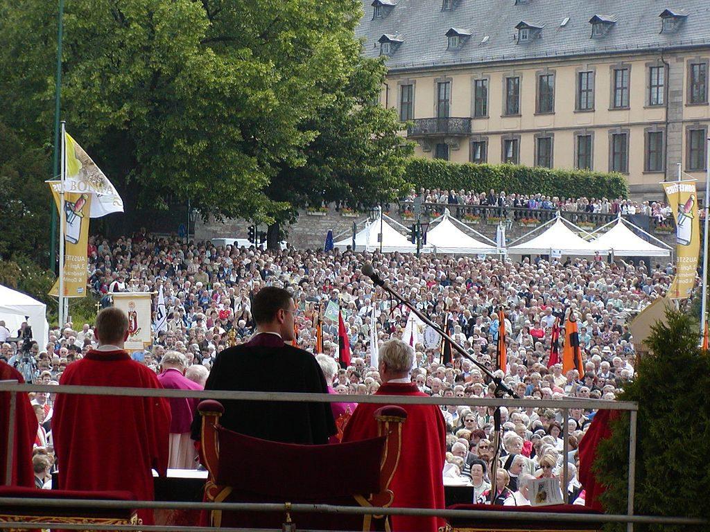 Bonifatiusfest in Fulda