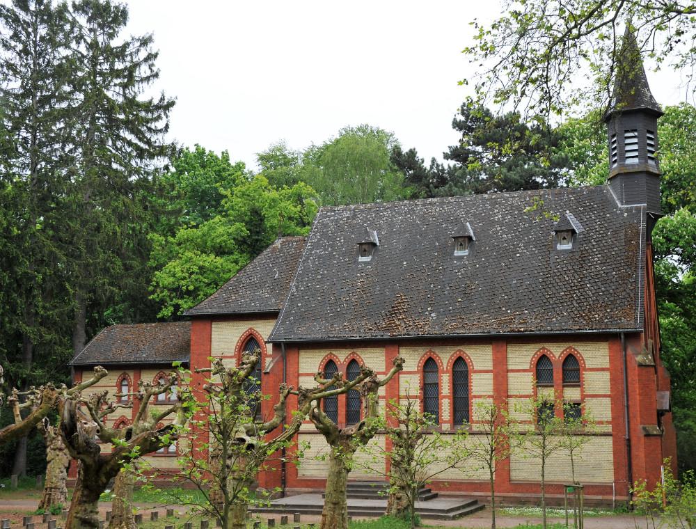 Die 14-Nothelfer-Kapelle in Mainz-Gonsenheim