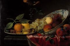 Prunkstilleben mit Früchten / Justus Junker © GDKE
