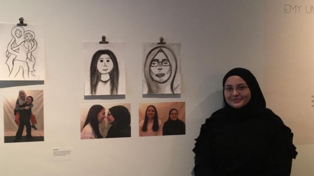 Yildiz Ausstellung