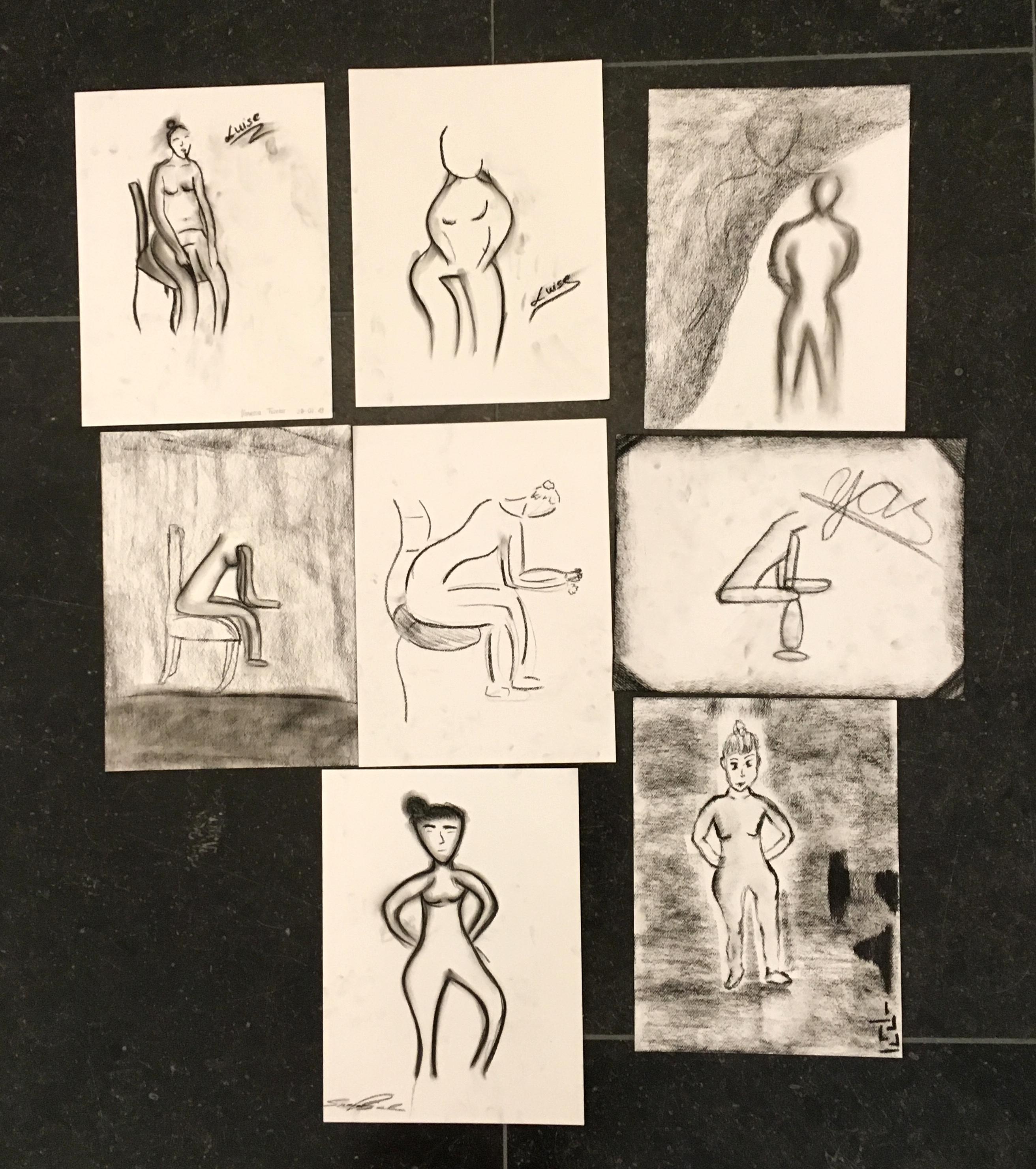 Zeichnungen 1